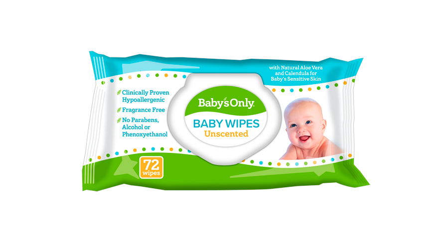 Baby's Only® Wipes